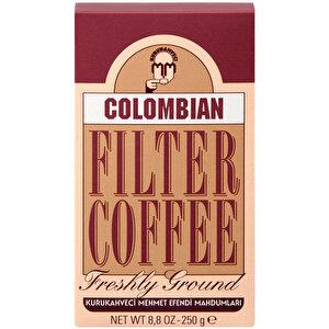 Mehmet Efendi Colombian Filtre Kahve 5 Adet 250 gr - Çok Al Az Öde
