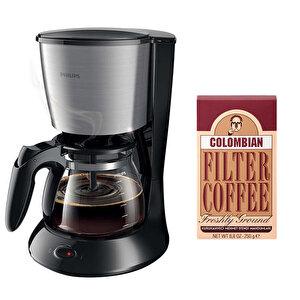 Philips HD7462/20 Filtre Kahve Makinesi Mehmet Efendi Colombian Filtre Kahve 250 gr Hediyeli