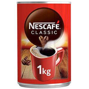 Nescafe Classic Kahve Teneke Kutu 1 kg