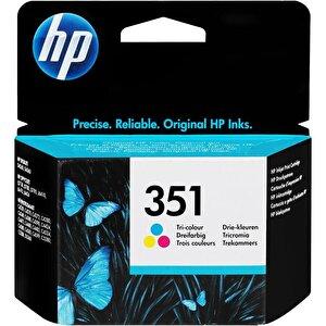 HP 351 Üç Renkli Kartuş CB337EE buyuk 1