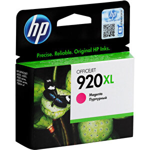 HP 920XL Kırmızı (Magenta) Kartuş CD973AE buyuk 2