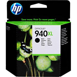 HP 940XL Siyah (Black) Kartuş C4906AE buyuk 1