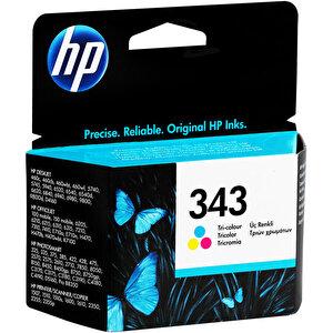 HP 343 Üç Renkli Kartuş C8766EE
