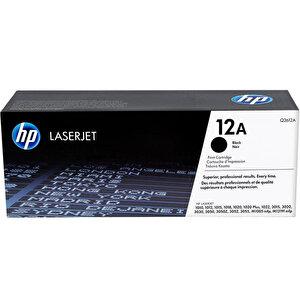 HP 12A Siyah Toner Q2612A buyuk 1