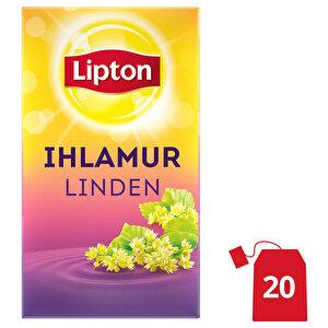 Lipton Ihlamur Bardak Poşet Çay 20'li