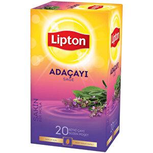 Lipton Adaçayı Bardak Poşet Çay 20'li buyuk 2