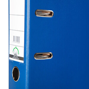 Leitz 1010 Plastik Klasör Geniş A4 Mavi