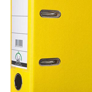 Leitz 1010 Plastik Klasör Geniş A4 Sarı buyuk 4