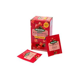 Doğadan Meyve Çayı Kuşburnu 20'li Paket