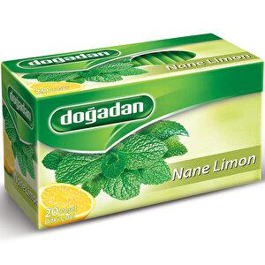 Doğadan Bitki Çayı Nane Limon 20'li Paket