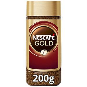 Nescafe Gold Kahve Kavanoz 200 gr buyuk 1