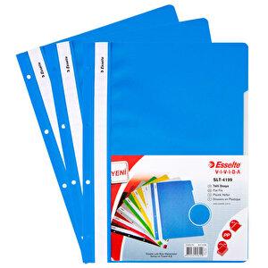 Esselte 4199 Telli Dosya Mavi 50'li Paket buyuk 3