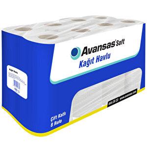 Avansas Soft Kağıt Havlu 8'li Paket buyuk 2
