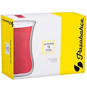 Paşabahçe 42021 Çay Bardağı 115 cc 12'li Paket