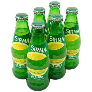 Sırma Vitaminli C-Plus Limon Maden Suyu 200 ml 6'lı Paket buyuk 2
