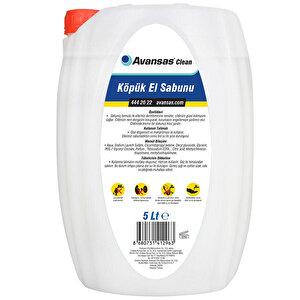 Avansas Clean Köpük El Sabunu 5 L buyuk 1