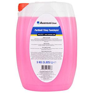 Avansas Clean Parfümlü Yüzey Temizleyici 5 kg