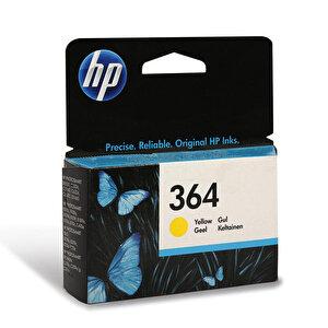 HP 364 Sarı (Yellow) Kartuş CB320EE