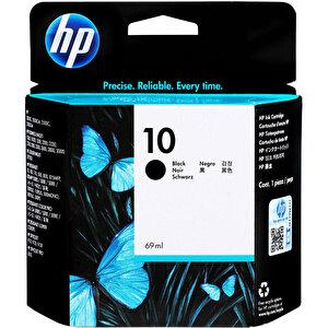 HP 10 Siyah (Black) Kartuş C4844A buyuk 1