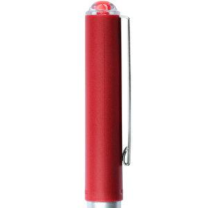 Uni-ball Ub-150 Eye Micro Roller Kalem 0.5 mm Kırmızı buyuk 3