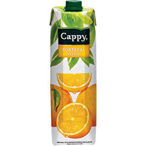 Cappy Meyve Suyu Portakal 1 lt