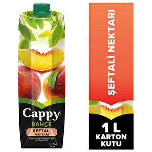 Cappy Meyve Suyu Şeftali 1 lt