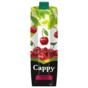 Cappy Meyve Suyu Vişne 1 lt buyuk 1