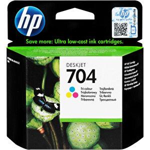 HP 704 Üç Renkli Kartuş CN693AE buyuk 1