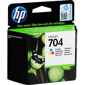 HP 704 Üç Renkli Kartuş CN693AE buyuk 2