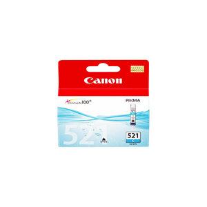 Canon 521 Mavi (Cyan) Kartuş (CLI-521C)