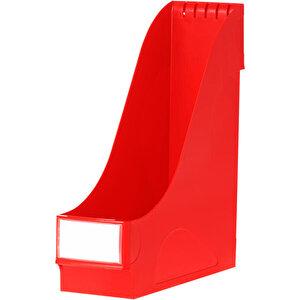 Leitz 2425 Plastik Magazinlik Kırmızı buyuk 1