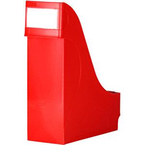 Leitz 2425 Plastik Magazinlik Kırmızı buyuk 2