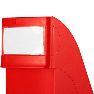 Leitz 2425 Plastik Magazinlik Kırmızı buyuk 3