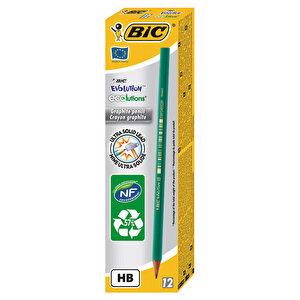 Bic Eco Evolution 650 HB Kurşun Kalem 12'li Paket buyuk 4