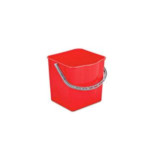 Ceyhanlar Temizlik Seti Kovası Kırmızı 18 lt