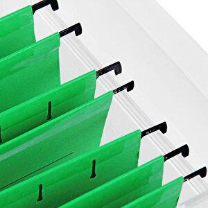 Esselte 90318 Pendaflex Askılı Dosya Yeşil 25'li Paket