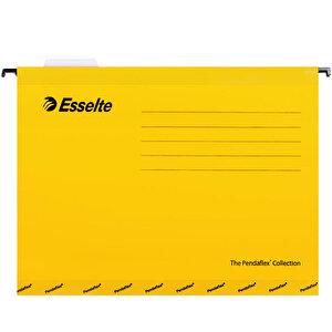 Esselte 90314 Pendaflex Askılı Dosya Sarı 25'li Paket buyuk 1