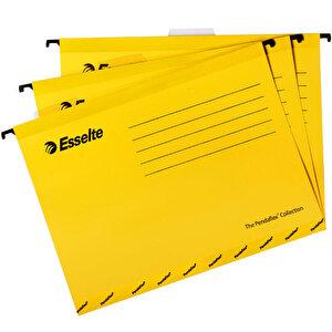 Esselte 90314 Pendaflex Askılı Dosya Sarı 25'li Paket buyuk 3