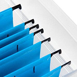 Esselte 90311 Pendaflex Askılı Dosya Mavi 25'li Paket buyuk 3