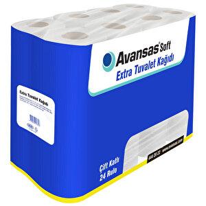 Avansas Soft Extra Tuvalet Kağıdı 24'lü Paket buyuk 2
