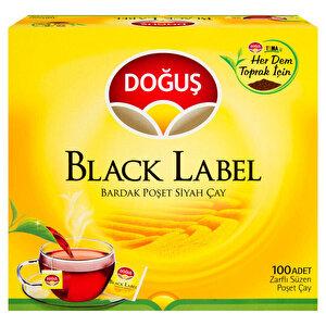 Doğuş Black Label Bardak Poşet Çay 100'lü  buyuk 2