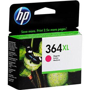 HP 364XL Kırmızı (Magenta) Kartuş CB324EE buyuk 2