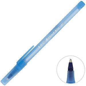 Bic Round Stick Tükenmez Kalem 1 mm Mavi 60'lı Paket