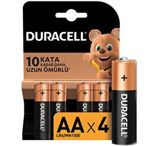 Duracell Alkalin AA Kalem Pil 4'lü Paket buyuk 1