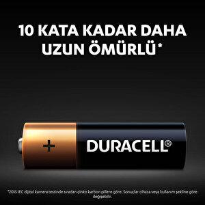 Duracell Alkalin AA Kalem Piller, 4'lü paket buyuk 3
