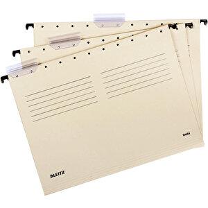 Leitz 6515 Askılı Dosya Telsiz Gri 25'li Paket buyuk 2