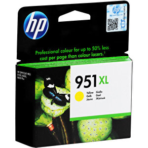 HP 951XL Sarı (Yellow) Kartuş CN048AE