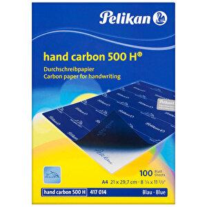 Pelikan Karbon Kağıdı A4 Mavi 100'lü Paket buyuk 1