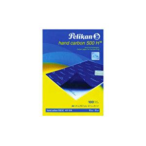 Pelikan Karbon Kağıdı A4 Mavi 100'lü Paket buyuk 2