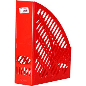 Ark 2050 Sırt Etiketli Plastik Magazinlik Kırmızı buyuk 2